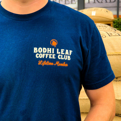 Endless Journey Tiger T-Shirt-Bodhi Leaf Coffee Traders