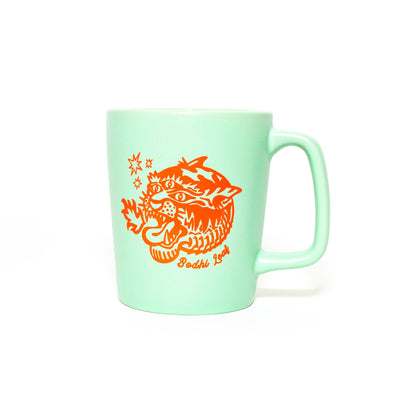 Bad Tiger Good Coffee Mug