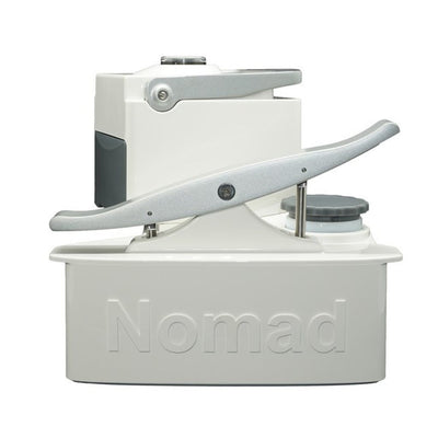 NOMAD ESPRESSO MACHINE Silky White Bodhi Leaf Coffee Traders