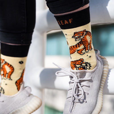 Bad Tiger Socks