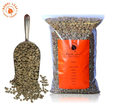 Decaf Organic Peru - Green