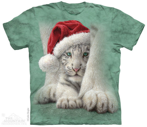 Sheltered Christmas T-shirt