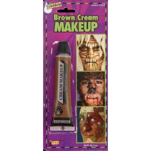 Cream Makeup - Brown