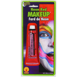 Cream Makeup - Neon Red