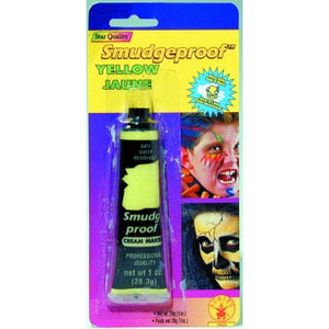 Cream Makeup - Smudgeproof Yellow