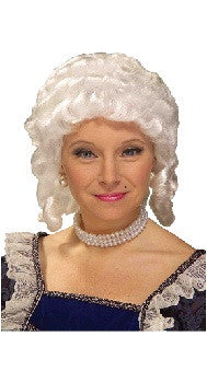 Colonial Woman Wig