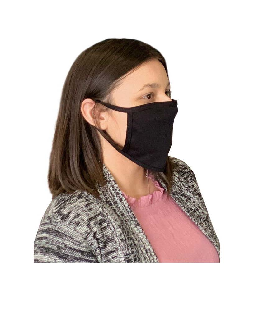 Cotton Face Mask - 3 ply