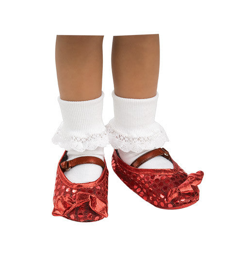 Wizard of Oz Ruby Shoe Covers