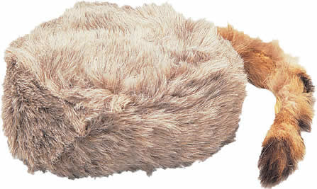 Imitation Fur Trapper/Raccoon Hat