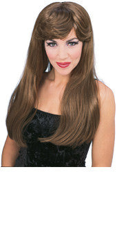 Glamour Brown Wig