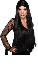 "Witch 28"" Black Wig"