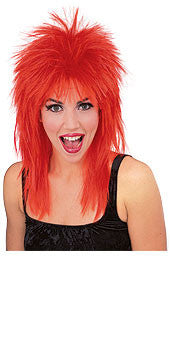 Superstar Red Wig