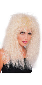 New Wave Blonde Wig