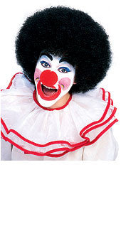 Clown Deluxe Black Wig