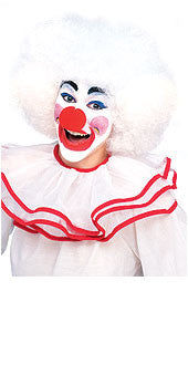 Clown Deluxe White Wig
