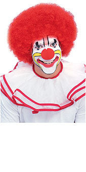 Clown Deluxe Red Wig