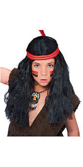 Native American Male Wig