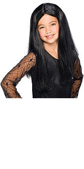 Witch Youth Black Wig