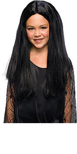 Morticia Youth Wig