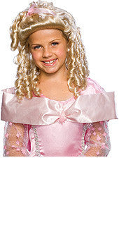Storybook Girl Blonde Youth Wig