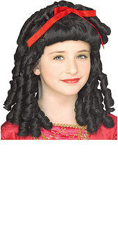 Storybook Girl Black Youth Wig