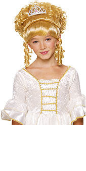Charming Princess Blonde Wig