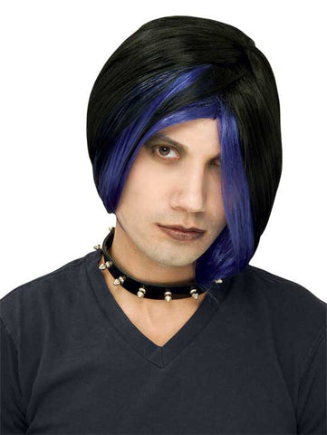 My Goth Brother Wig