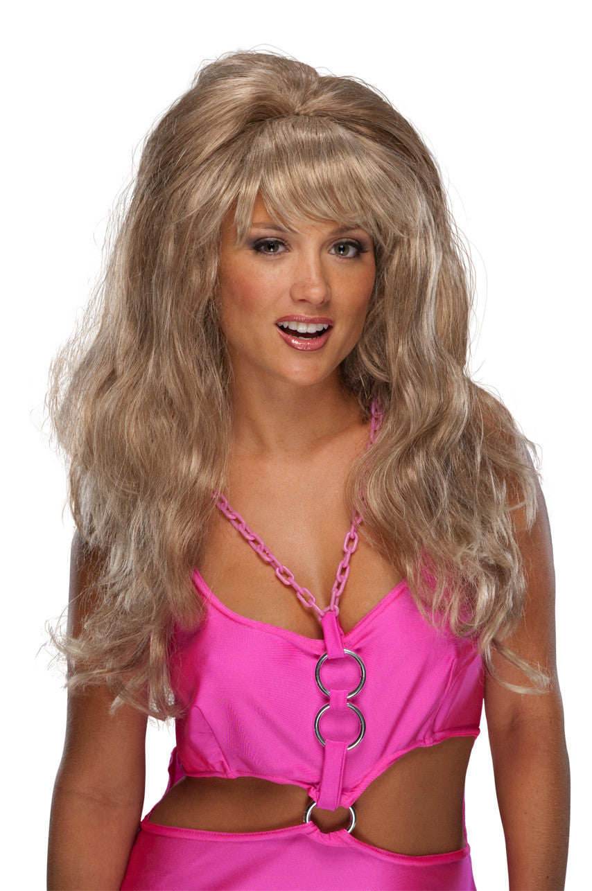 Sex Kitten Blonde Wig