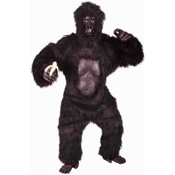 Gorilla Suit with Chest, Deluxe