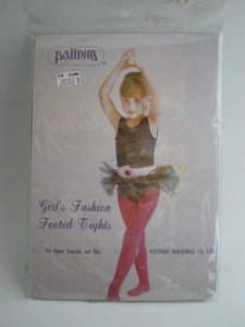 Tights - Youth Green