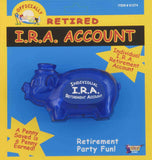 Retired IRA Account