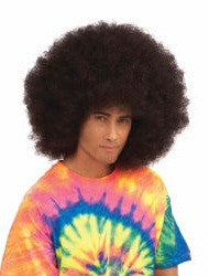 Afro Deluxe Brown Fro Wig