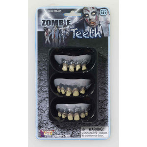 Zombie Rotted Teeth