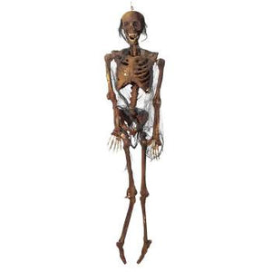 Zombie Hanging Body with Lights