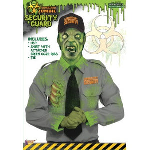Zombie Security Guard