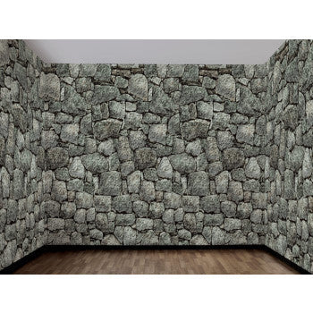 Dungeon Stone Wall Backdrop