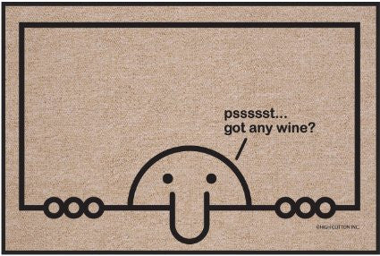 Doormat - Got Any Wine?
