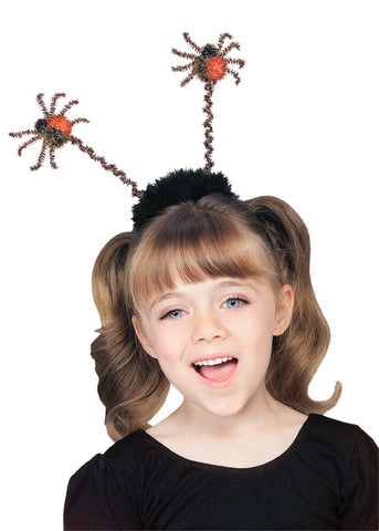 Tinsel Spider Boppers