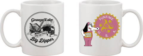 Geauga Lake Funtime Mug
