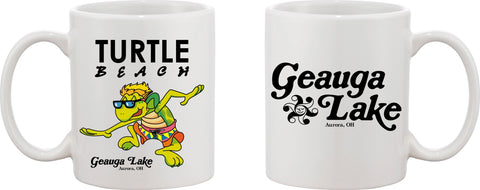 Geauga Lake Turtle Beach Mug