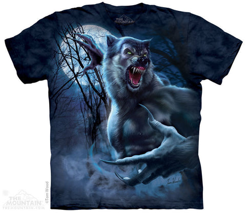 Ripped Werewolf T-shirt