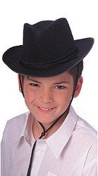 Child Durashape Black Cowboy Hat