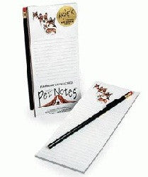 Pet Notes - Magnetic Notepad