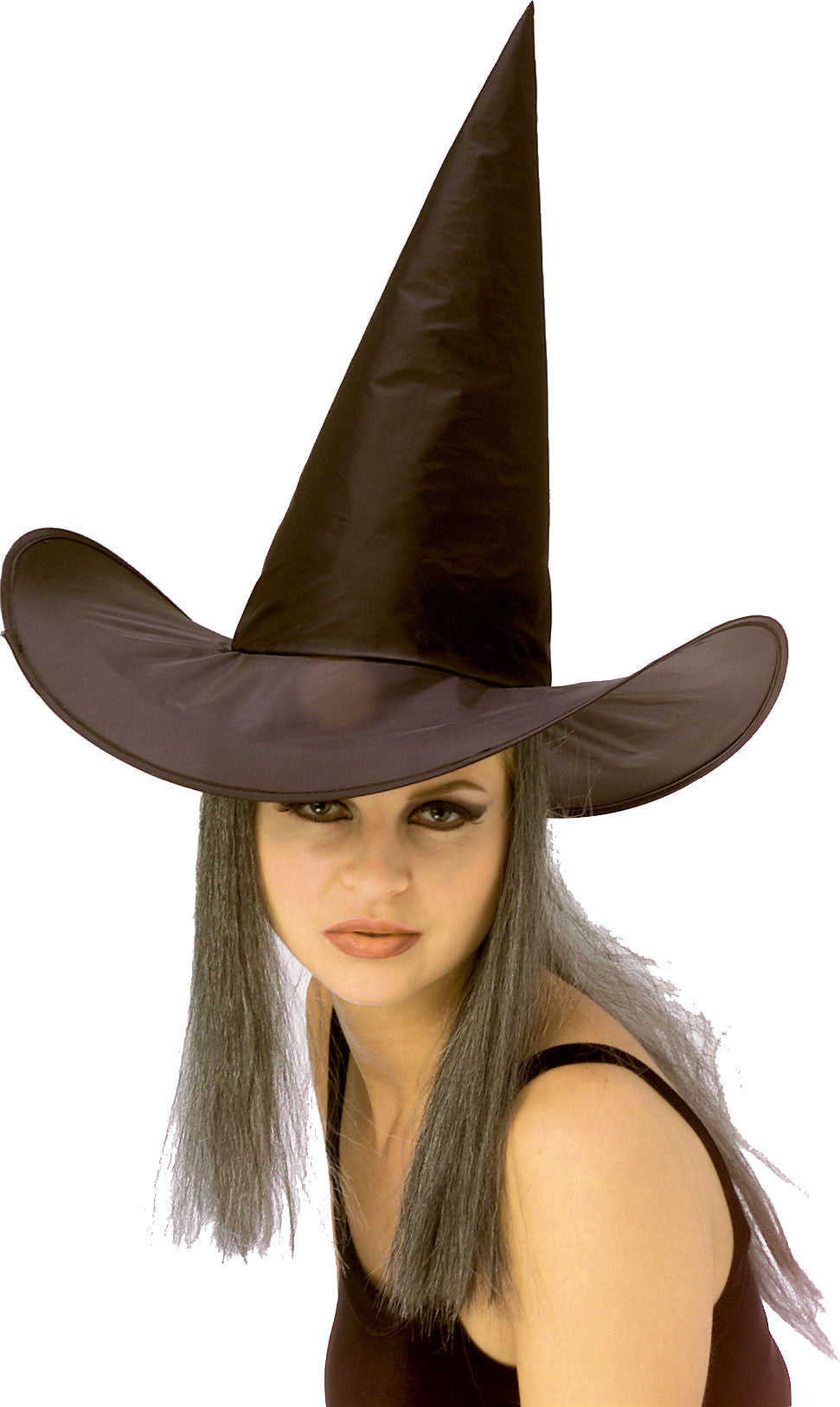 Witch Hat with Grey Hair