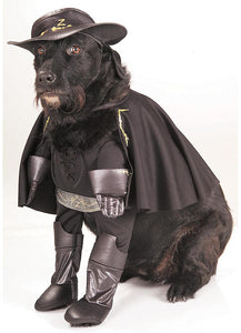 Pet Costume - Zorro