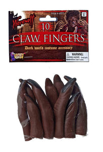 Werewolf Finger Claw Tips