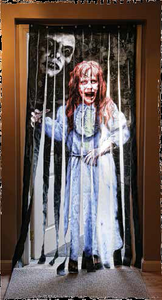 Exorcist Doorway Drape