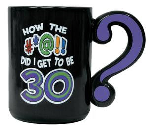 Question Mark Mug 30