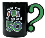 Question Mark Mug 50