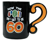 Question Mark Mug 60